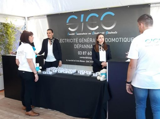 Inauguration SIEG